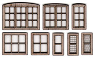 A selection of 1/48th sacle windows