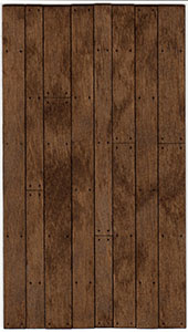 1:12 Floor boards - random widths