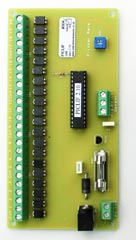 PICLX - additional interface board