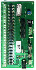 PICLX5 - additional interface board