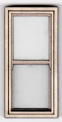 W115 1:24 Small Victorian Sash Window