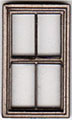 W212 1:48 Single Victorian Sash Window