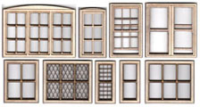 Selection of windows from the range